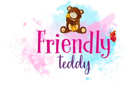 Friendly Teddy Toys And Children Clothing