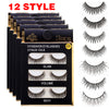 3 Pairs Full Strip Lashes