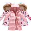 Winter Jacket For Baby Girls