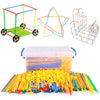 4D DIY Straw Building Blocks Educational Toys