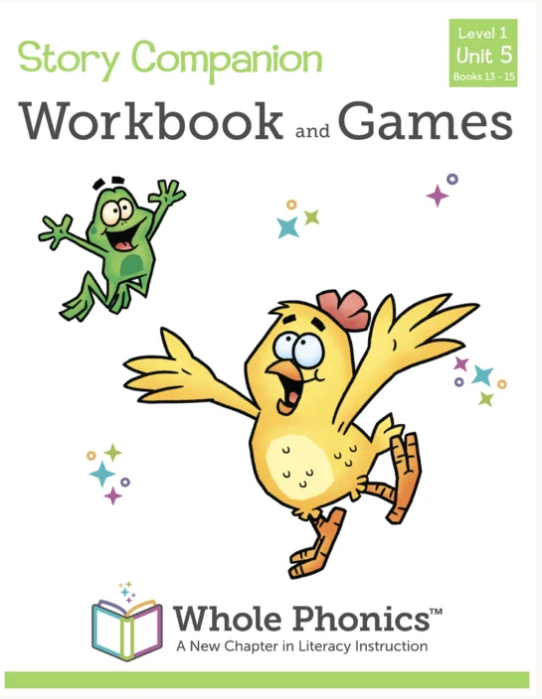 Level 1 Workbook Set