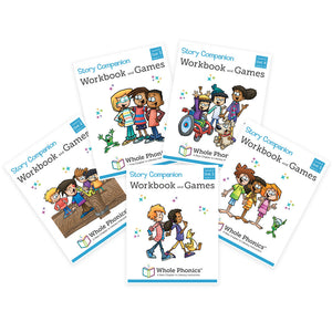 Level 2 Workbook Set