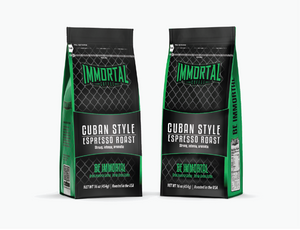 Immortal Cuban Style Extra Dark Roast