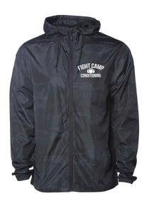 LIGHTWEIGHT WINDBREAKER JACKET