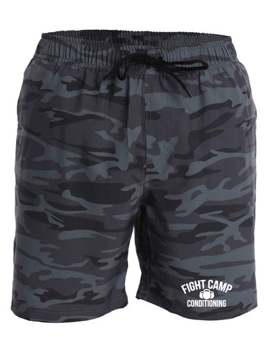 Athletic Short- Urban Camo