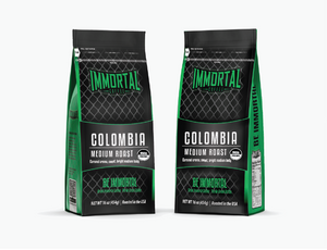 Organic Colombia Medium Roast