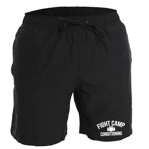 Athletic Short- Black