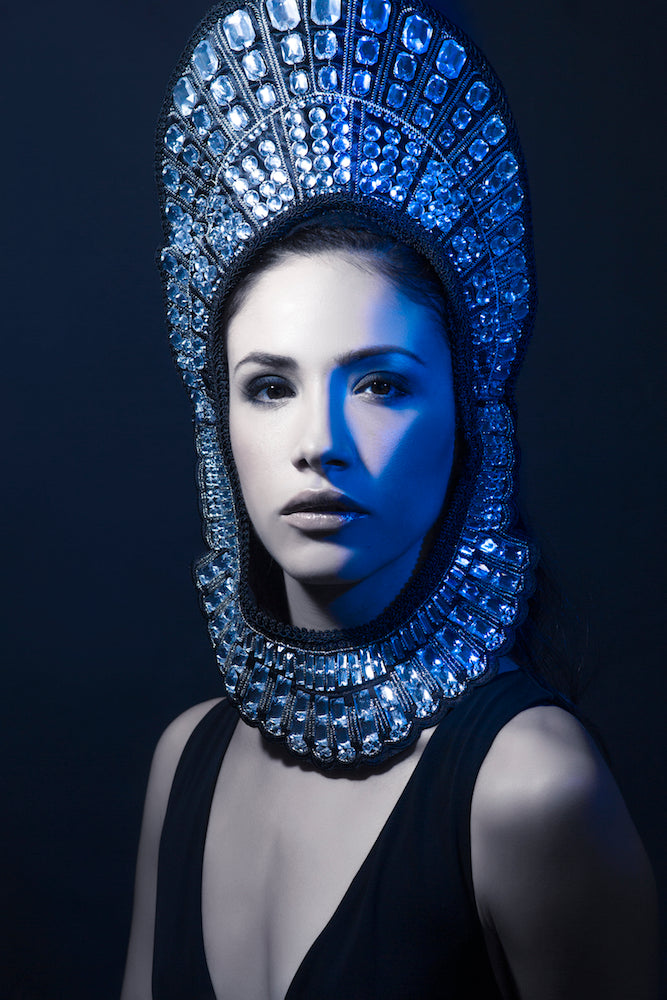 Avant Garde Portrait with Lindsay Adler and FlashBender 2