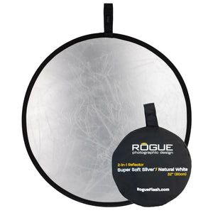 "Rogue 32"" Super Soft Silver™ Reflector"