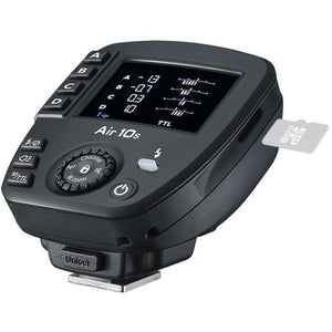 Load image into Gallery viewer, Nissin MG10 High Powered (165 w/s) Pro Flash + Air 10s Commander Kit