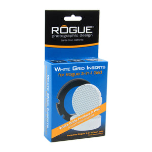 White Grid Inserts for Rogue 3-in-1 Grid
