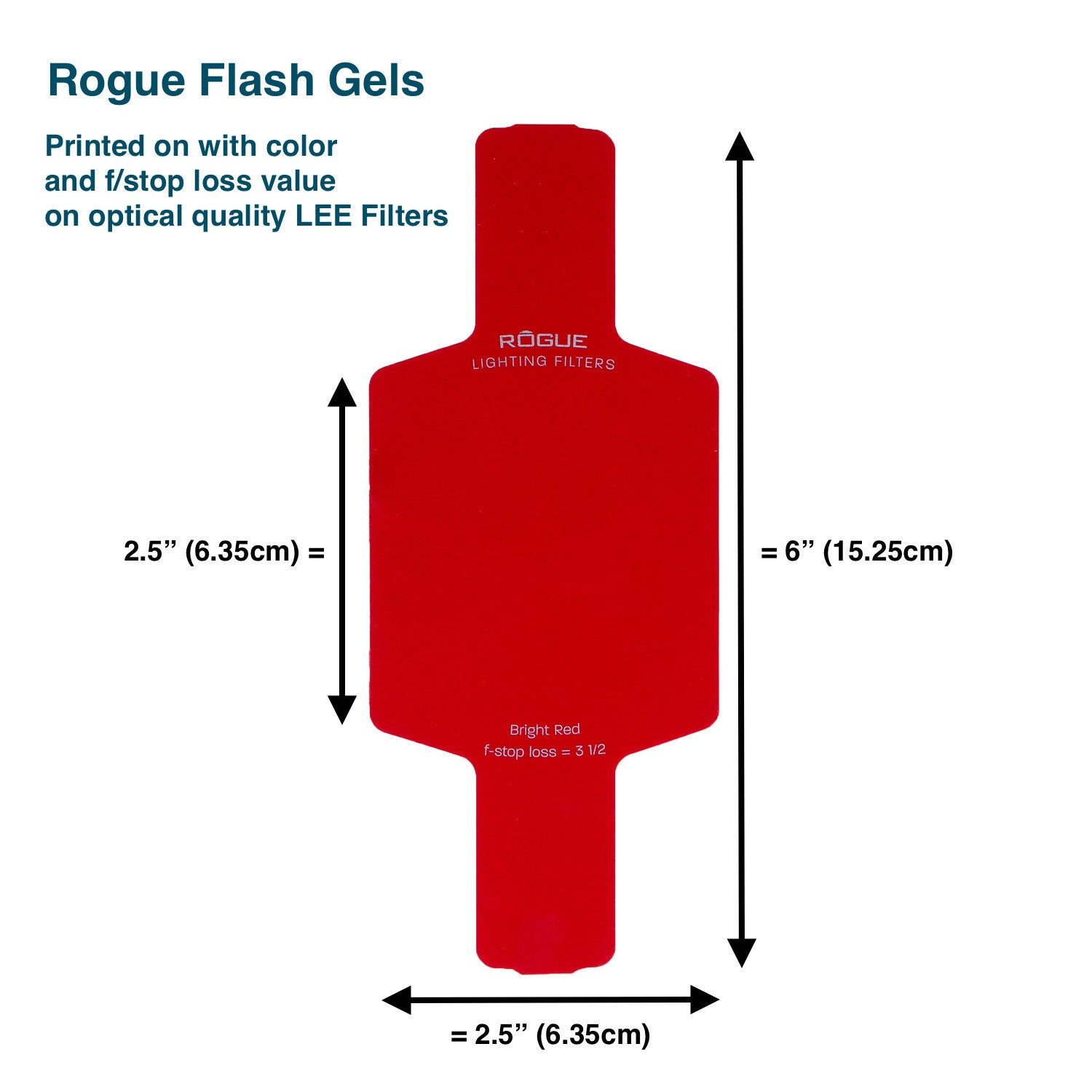 Rogue Flash Gels: Combo Filter Kit