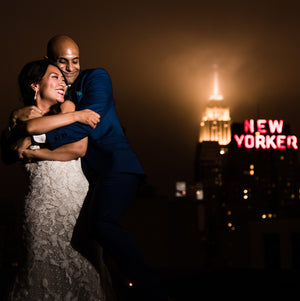 1 Light Wedding Formals with Cliff Mautner
