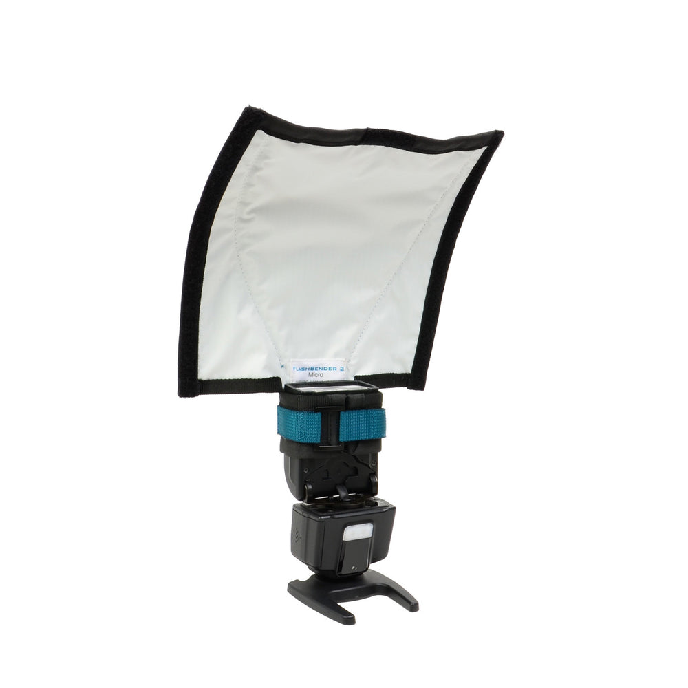 NO BOX:  Rogue FlashBender 2 - Mirrorless FlashBender Reflector