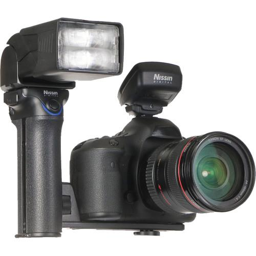Nissin MG10 High Powered (165 w/s) Pro Flash + Air 10s Commander Kit