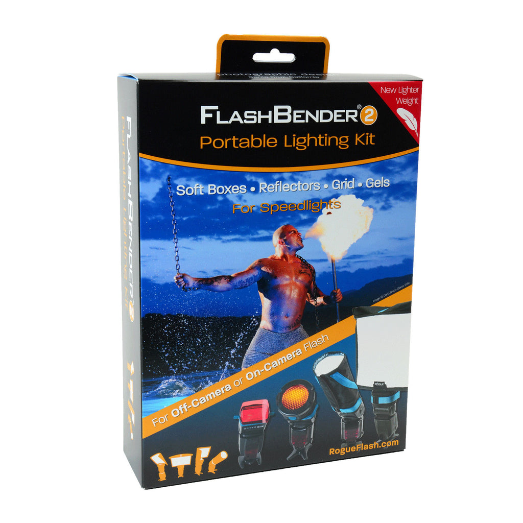 ... Rogue FlashBender 2 - Portable Lighting Kit ...  sc 1 st  Rogue Photographic Design : rogue lighting - azcodes.com