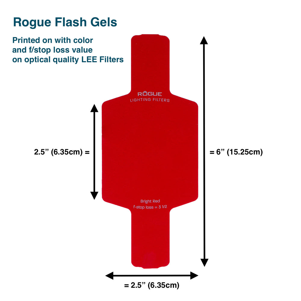 Load image into Gallery viewer, Rogue Bounce Card + Rogue Flash Gels