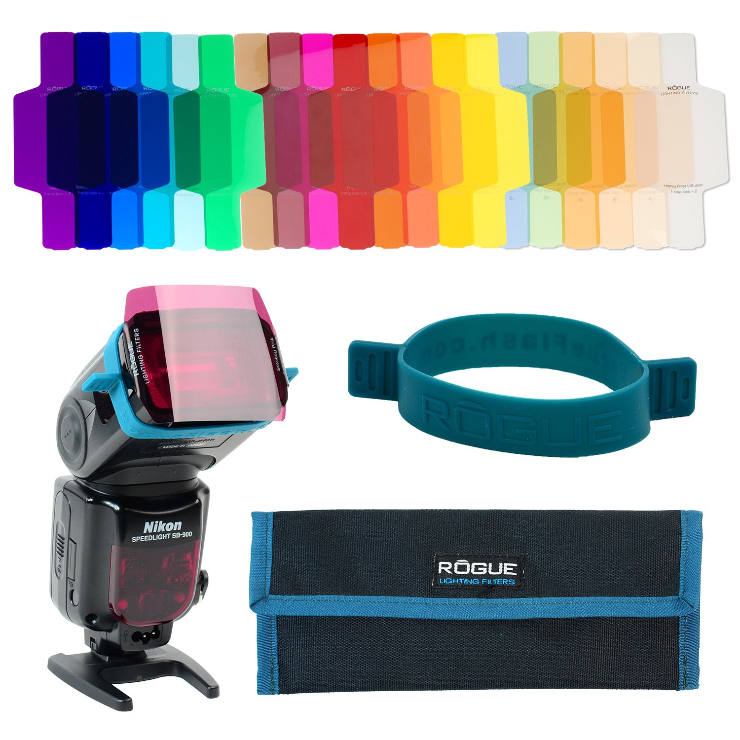 free rogue gels with rogue flashbender 2 xl pro lighting system