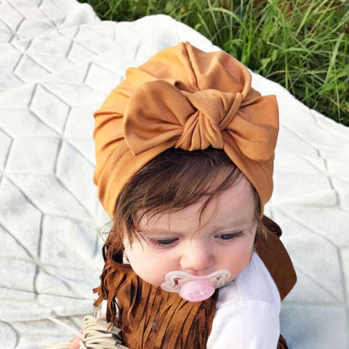 Baby Girl Turban Headwrap