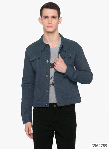 Yale Blue Denim Jacket