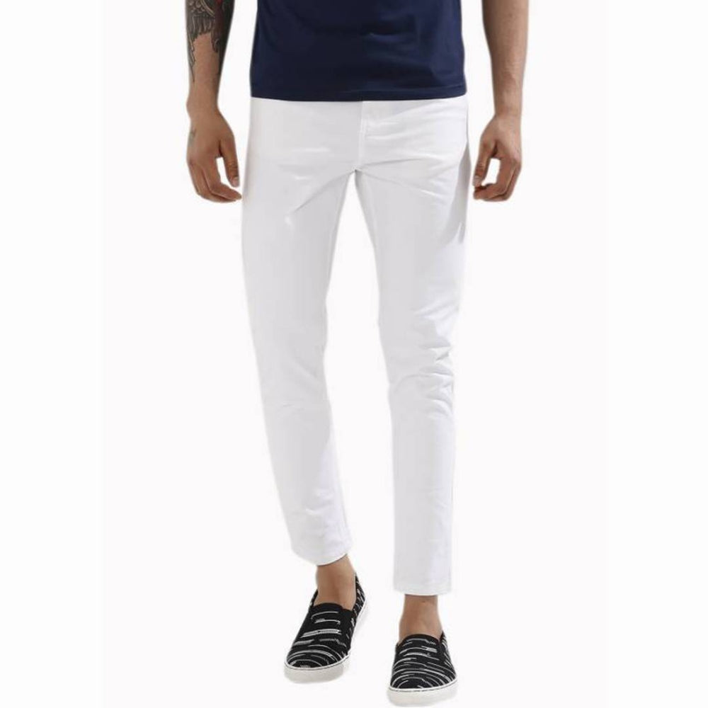 Extreme White Slim Fit Jeans