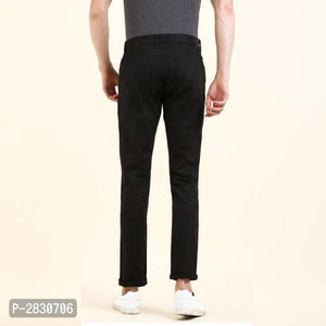 Extreme Black Slim Fit Jeans