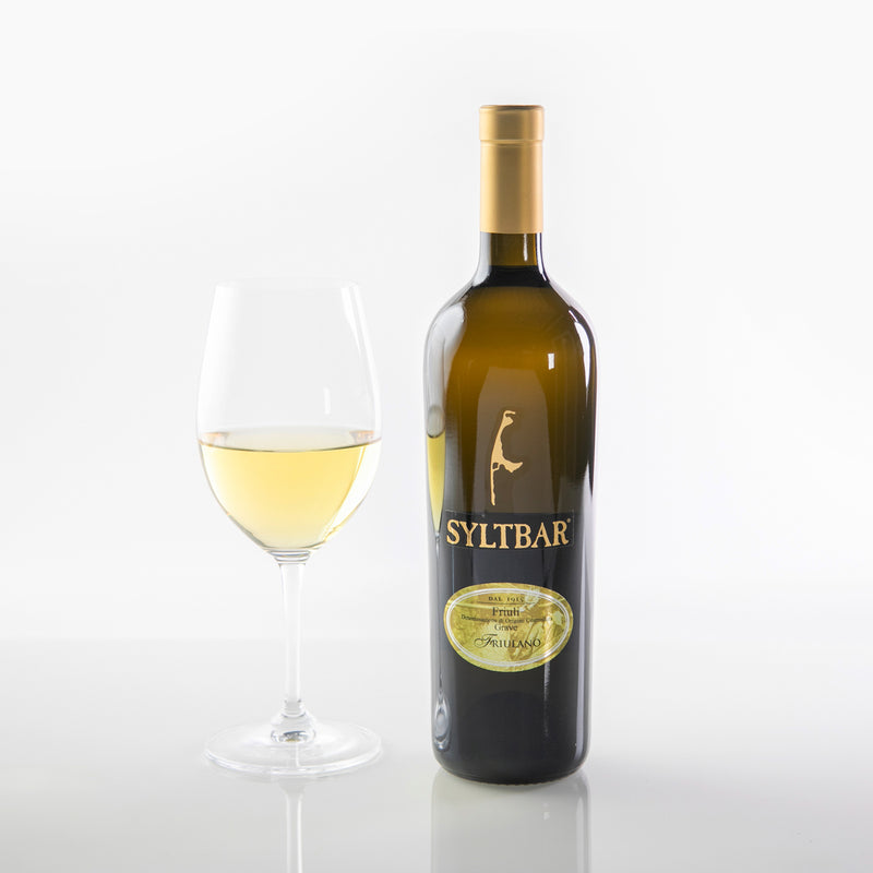 SILK - Friulano 2018 - White Wine