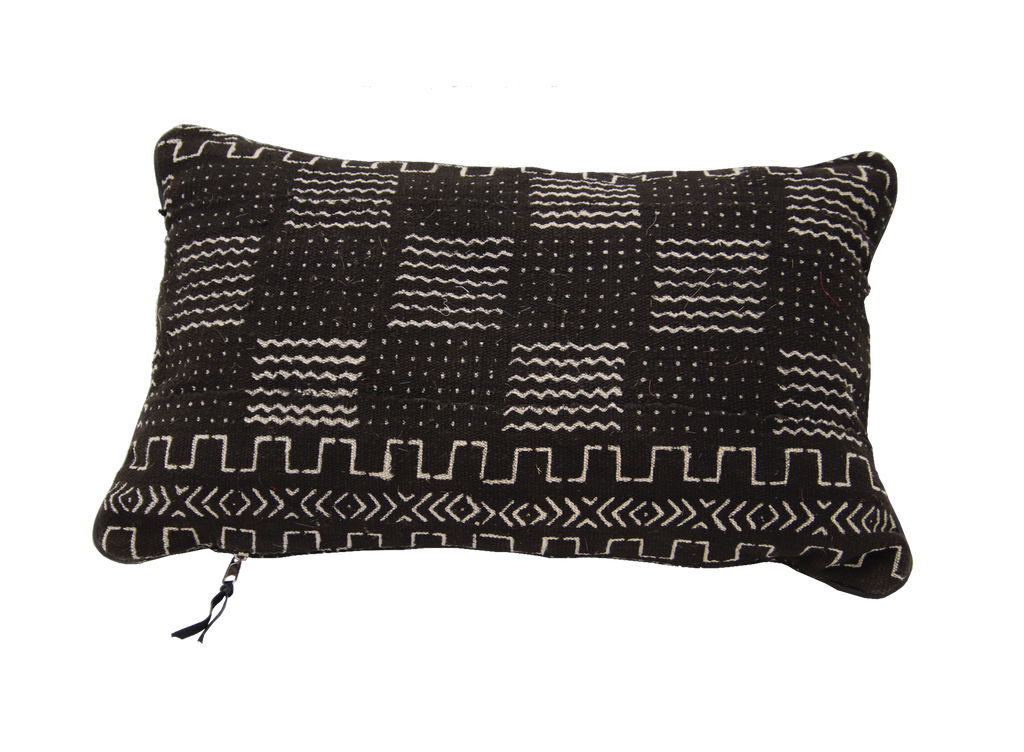 Fimbi -Mali Mud Cloth Cushion Cover