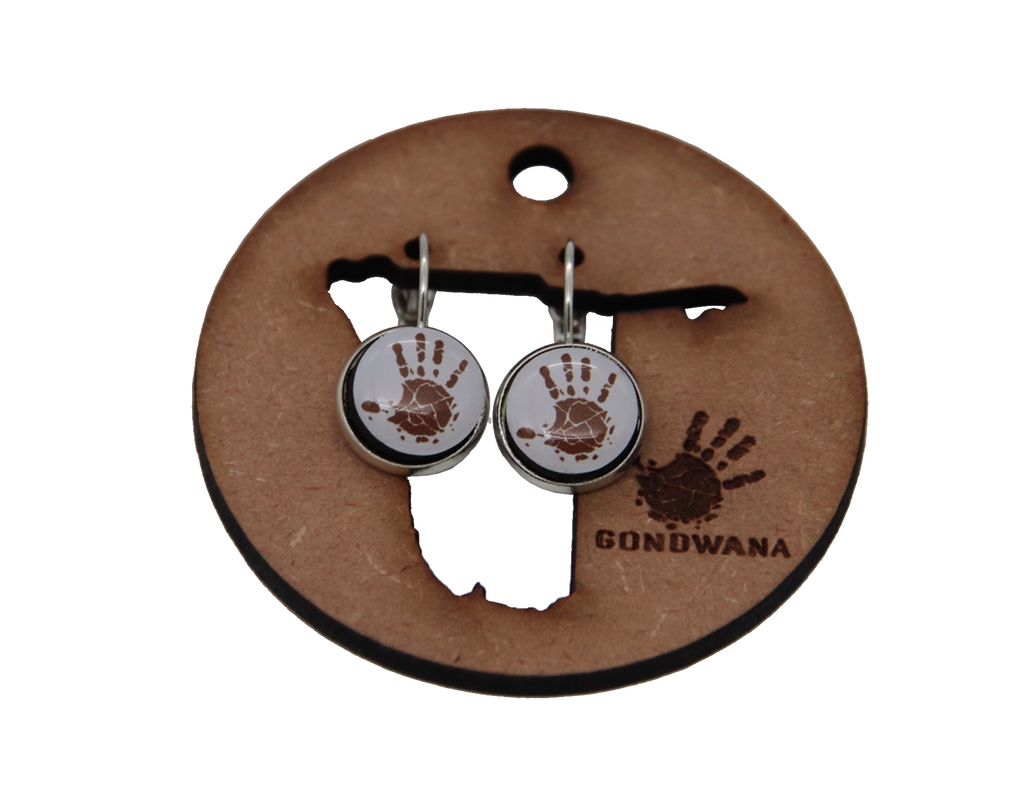 Gondwana X Mooi Mooi - Dangle Earrings