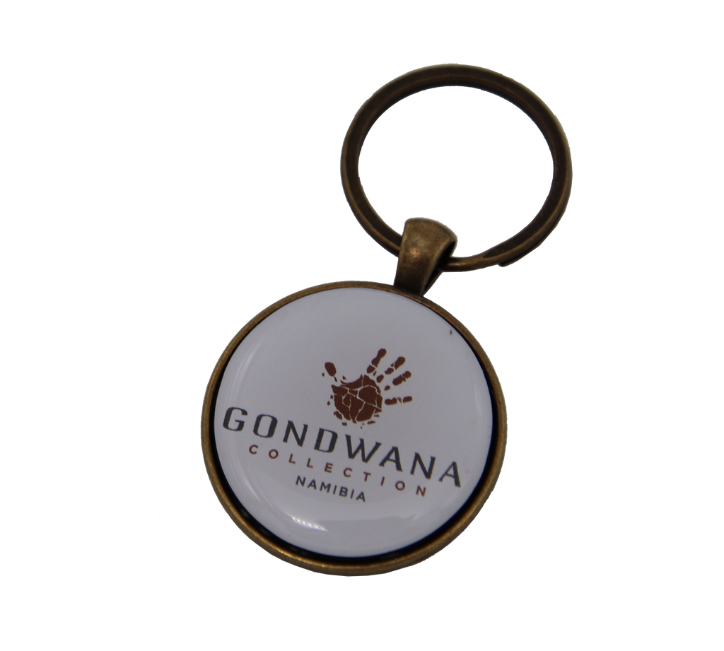 Gondwana - Copper Keyring Holder