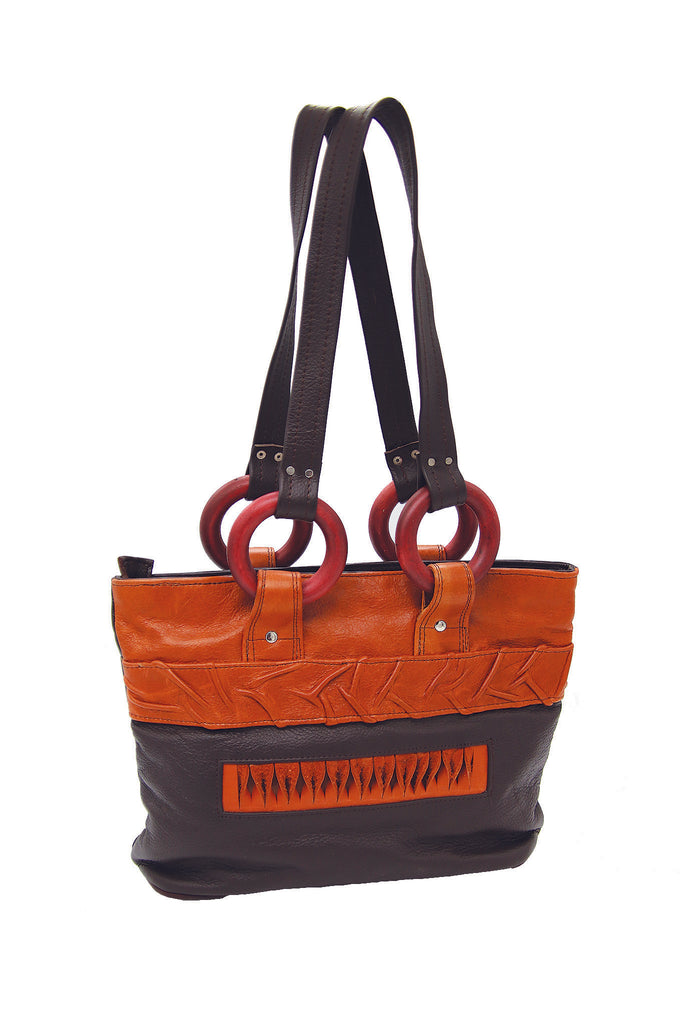 Rosalia Leather Handbag