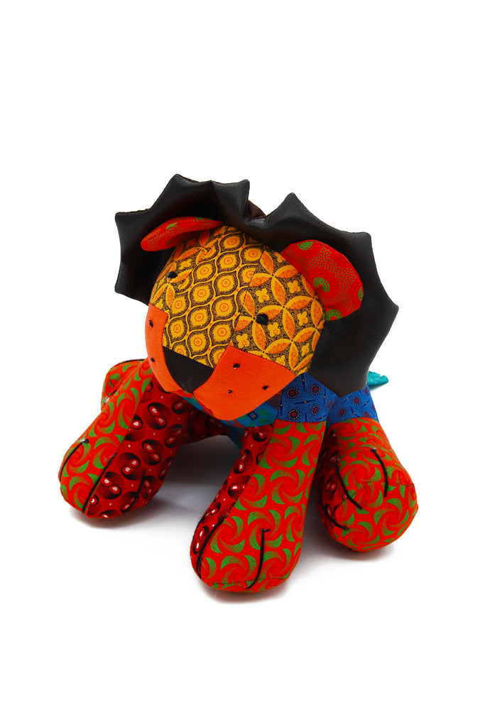Little Bugs - Shwe Shwe Colourful Lion Soft Toy