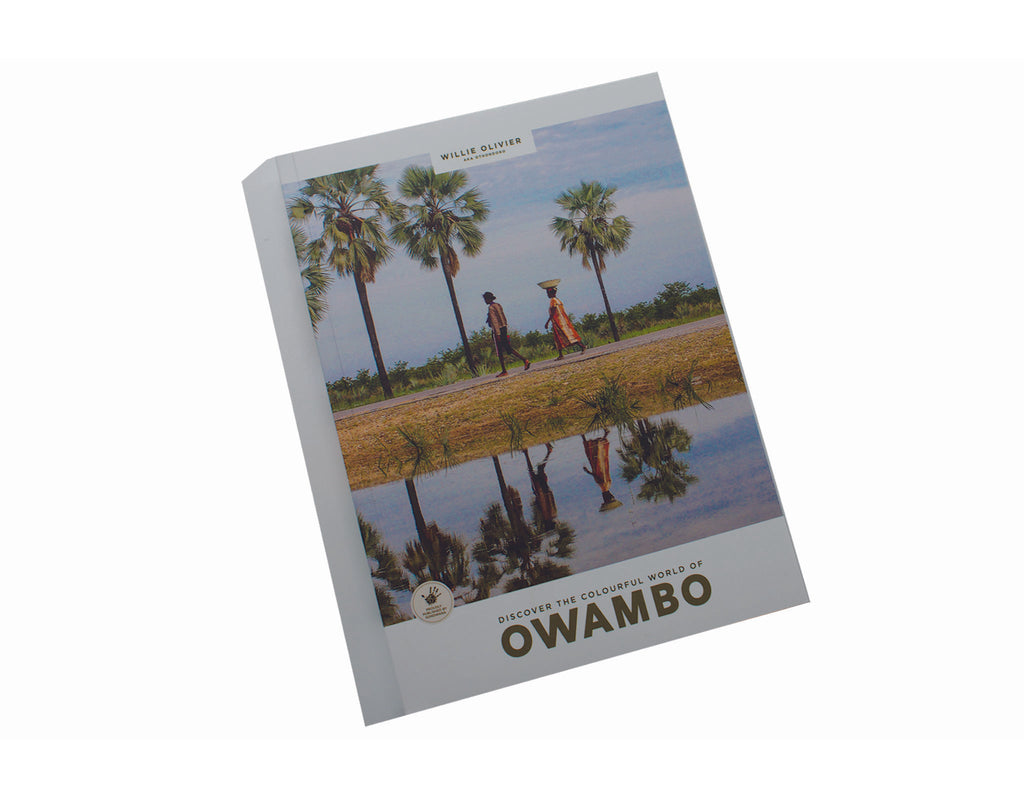 Gondwana - Colourful World of Owambo Book