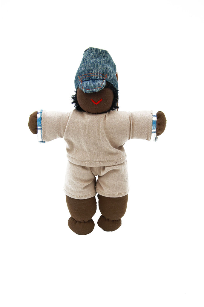 Matukondjo Dolls Project - Handmade Oumati Boy Doll