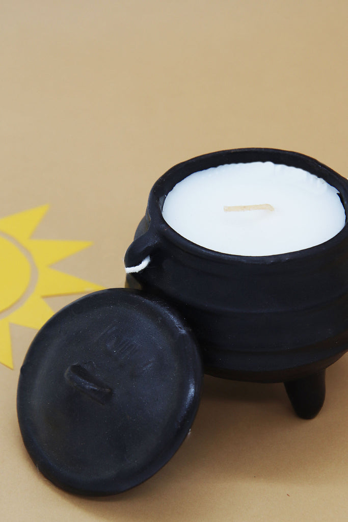Citronella & Lemongrass Potjie Pot Candle