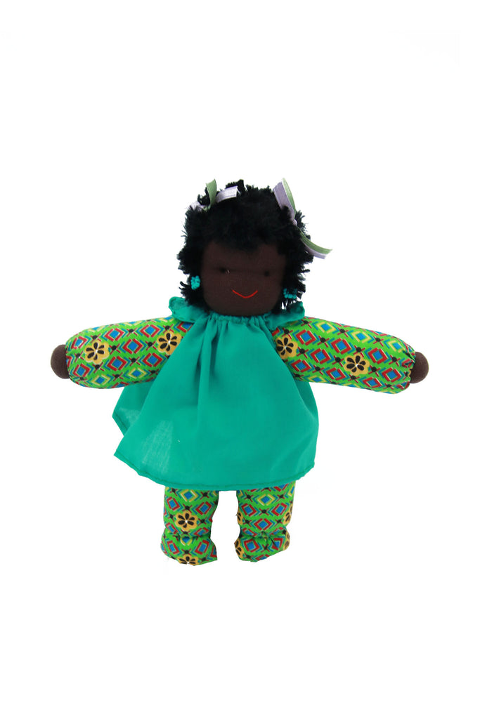 Matukondjo Dolls Project - Handmade Simple Dress Doll