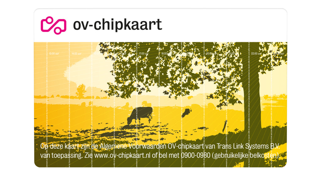 OV-Chipkaart - Passticker