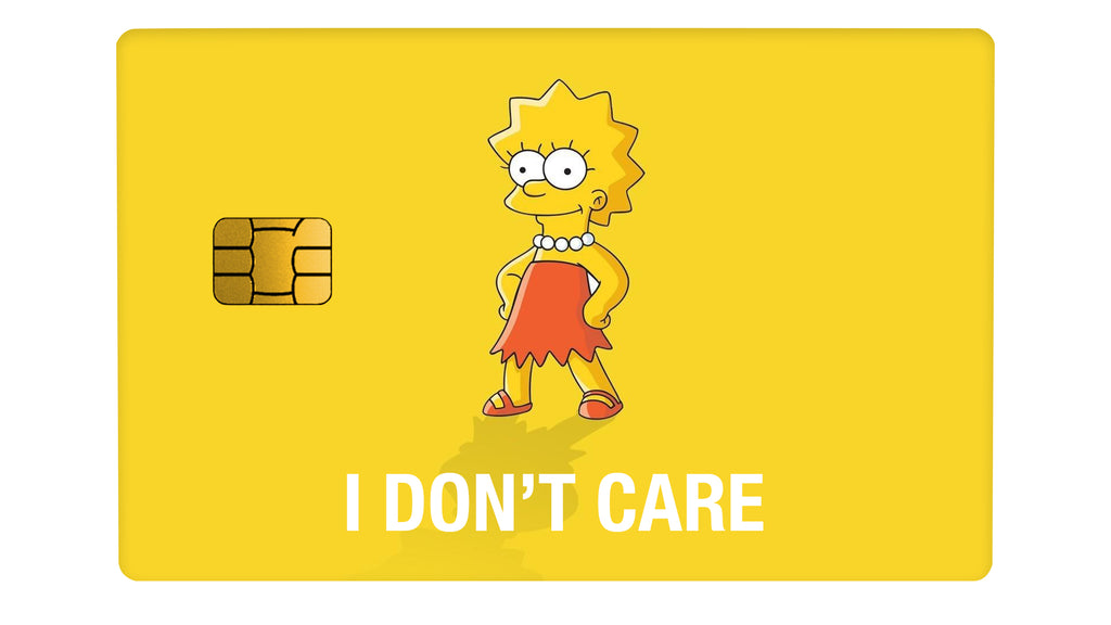 I Don't Care - Passticker