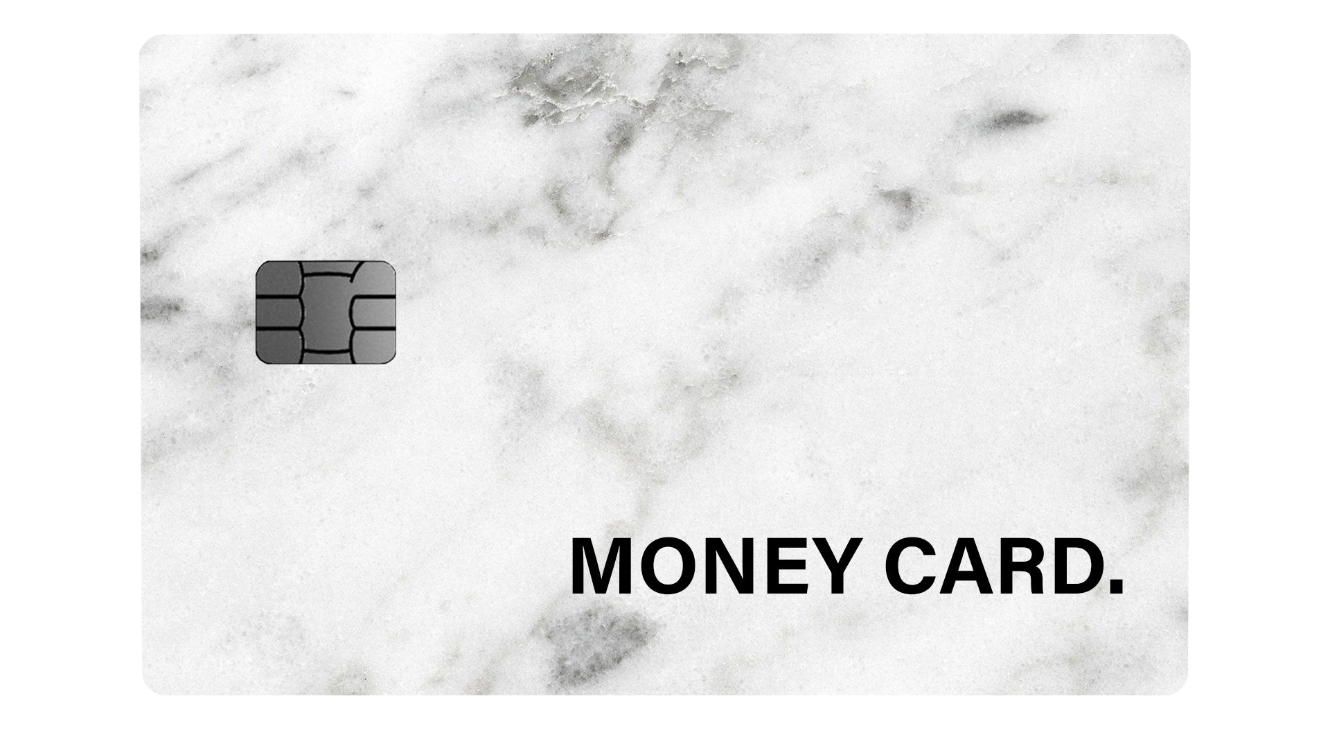 Money Card Marble - Passticker