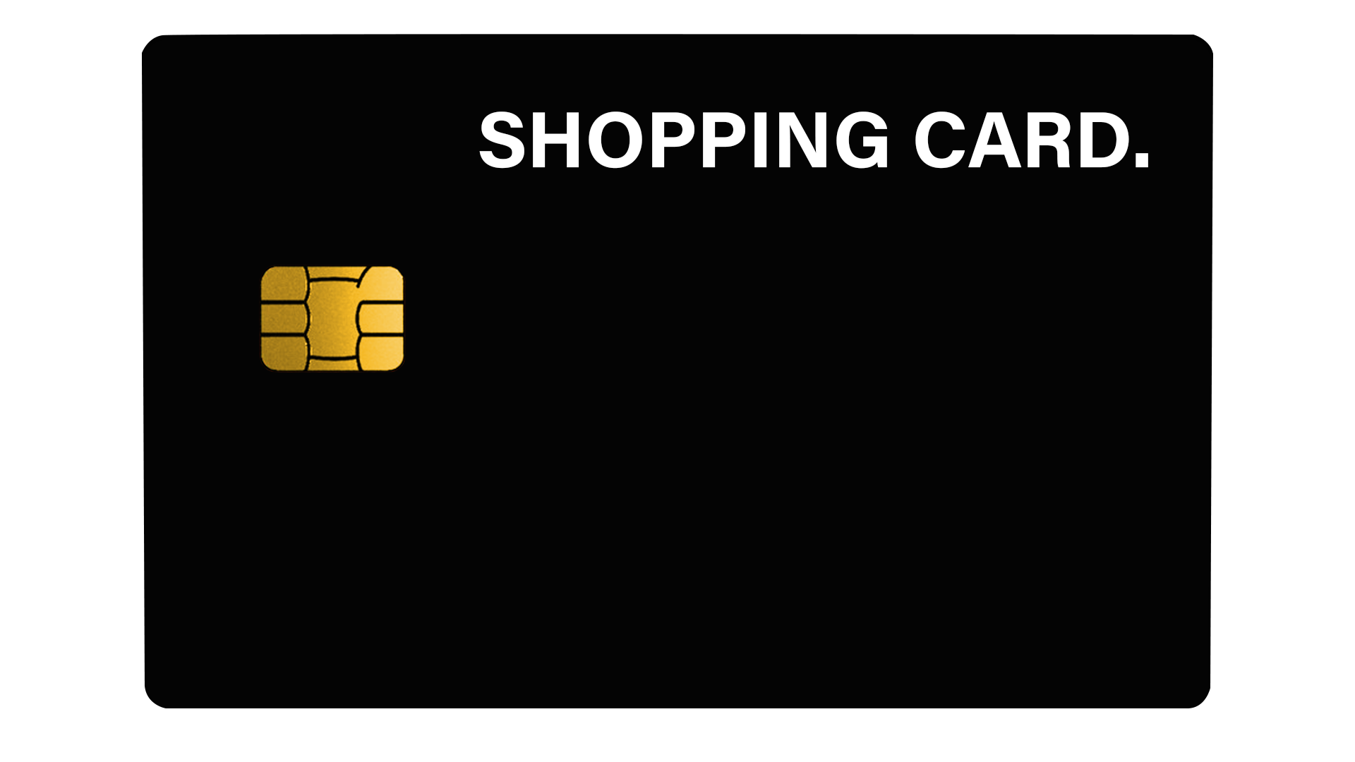 Shopping Card - Passticker