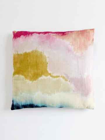 Color Story Pillow in Pink