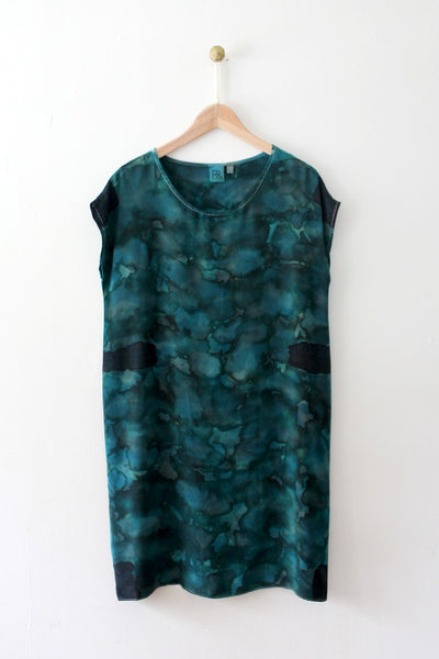 Allover Print Dress