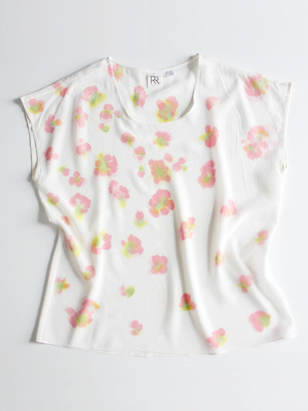 Bitty Floral Print Tee