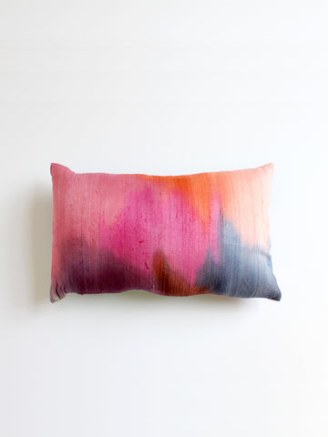 Color Story Pillow in Fuchsia