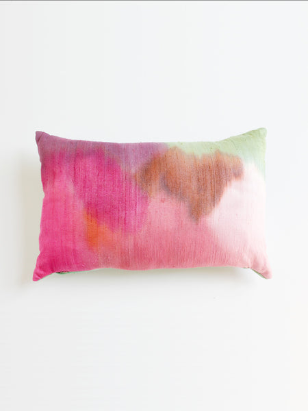 Color Story Pillow in Green