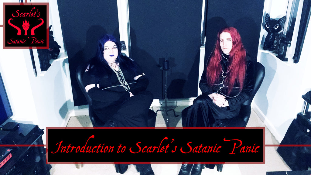 Introduction to Scarlet's Satanic Panic