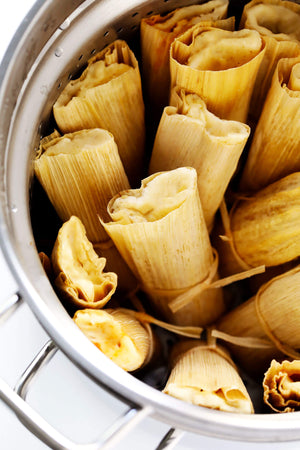 Tamale Bundle -- 50 Tamales (Nationwide Shipping and Local Delivery)