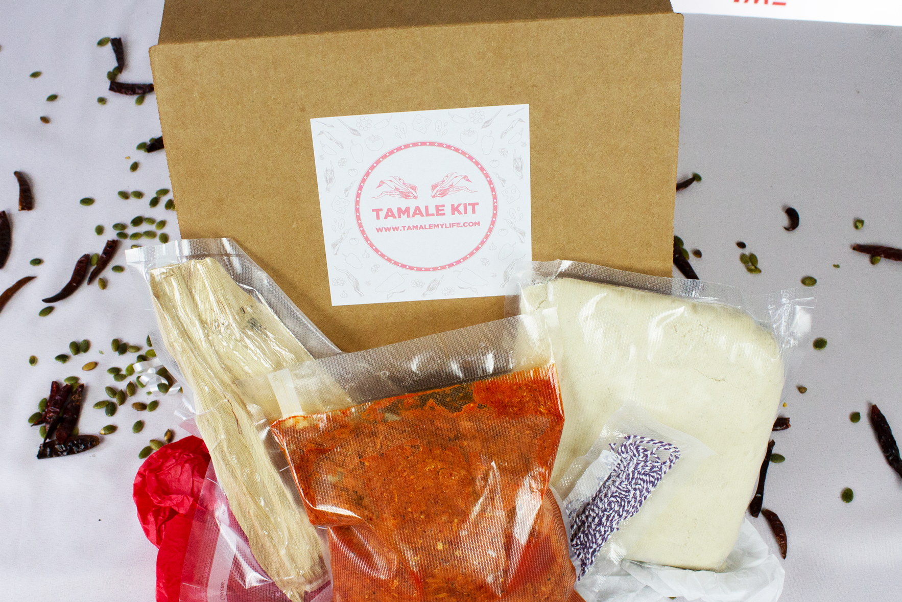 TML Tamale Kit - 50 Tamales