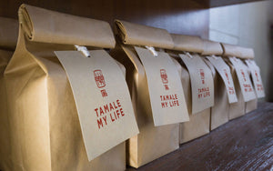 Catering Tamales - Feeds 10