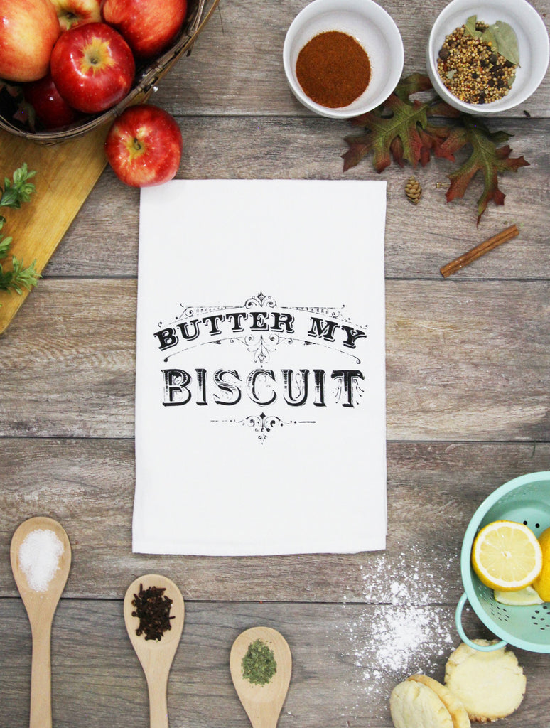 Butter My Biscuit Kitchen Towel
